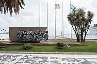 Seaside Promenade Albissola