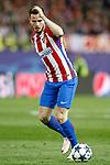 Atletico de Madrid's Saul Niguez during Champions League 2016/2017 Round of 16 2nd leg match. March 15,2017. (ALTERPHOTOS/Acero)