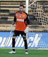 KSV Roeselare : Ludovic Govoni..foto VDB / BART VANDENBROUCKE