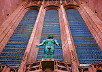 One of the tallest cathedrals in the world, the Roman Catholic Metropolitan Cathedral of Liverpool rises up to 100 meters high.  The cathedral is a popular and beautiful destination for tourists to the city.
