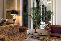Türkei, Lobby des Kempinski-Hotels im Ciragan-Palast in Istanbul , Stadttei Besiktas