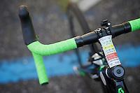 Esteban Chaves' race info for stage 17: Molveno-Cassano d'Adda (196km)<br /> <br /> 99th Giro d'Italia 2016