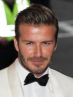 "NEW YORK CITY, NY, USA - MAY 05: David Beckham at the ""Charles James: Beyond Fashion"" Costume Institute Gala held at the Metropolitan Museum of Art on May 5, 2014 in New York City, New York, United States. (Photo by Xavier Collin/Celebrity Monitor)"