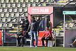 08.11.2020, Dietmar-Scholze-Stadion an der Lohmuehle, Luebeck, GER, 3. Liga, VfB Luebeck vs KFC Uerdingen 05 <br /> <br /> im Bild / picture shows <br /> Trainer Stefan Krämer/Kraemer (KFC Uerdingen 05) <br /> <br /> DFB REGULATIONS PROHIBIT ANY USE OF PHOTOGRAPHS AS IMAGE SEQUENCES AND/OR QUASI-VIDEO.<br /> <br /> Foto © nordphoto / Tauchnitz