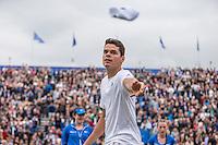 Queen's Club Tennis Championship - Milos Raonic v Bernard Tomic - Semi-Final - 18.06.2016