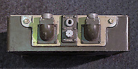 Aerial camera shutter for Chicago Aerial Industries still aerial camera, model LA-375, overhauled by Tabyhanna Army Depot