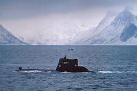 - Norwegian navy, Kobben class submarine....- marina militare norvegese, sommergibile classe Kobben