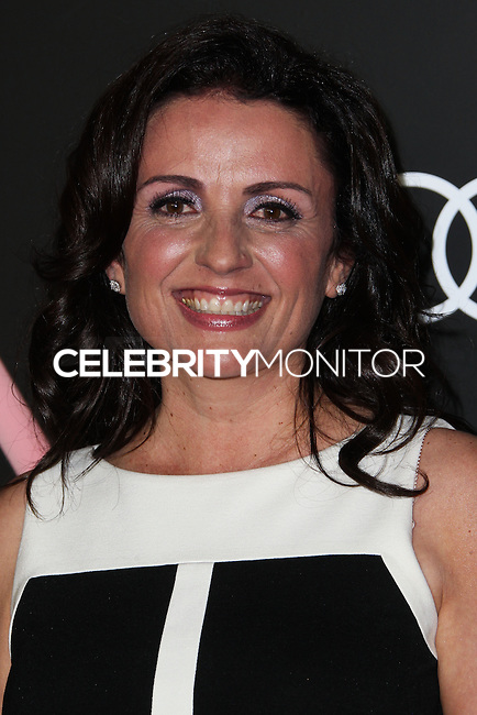 LOS ANGELES, CA - JANUARY 09: Jenni Pulos at the Audi Golden Globe Awards 2014 Cocktail Party held at Cecconi's Restaurant on January 9, 2014 in Los Angeles, California. (Photo by Xavier Collin/Celebrity Monitor)