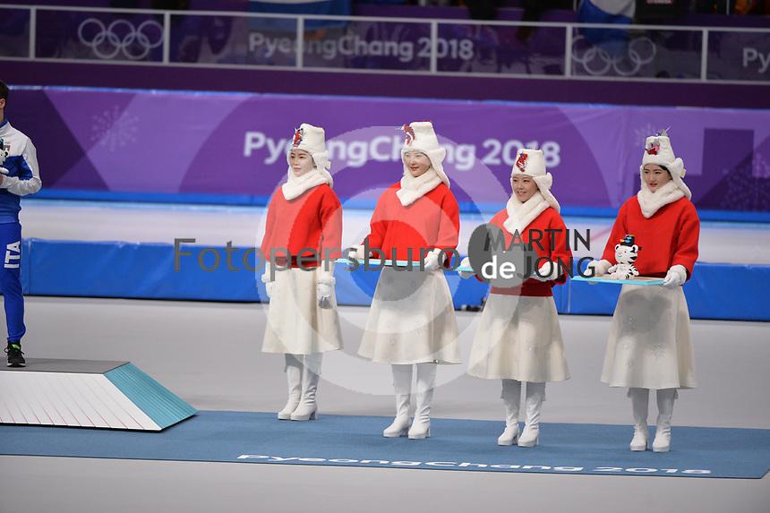 OLYMPIC GAMES: PYEONGCHANG: 15-02-2018, Gangneung Oval, Long Track, 10.000m Men, ©photo Martin de Jong
