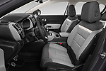 Front seat view of 2019 Citroen C5-Aircross Shine 5 Door SUV Front Seat  car photos