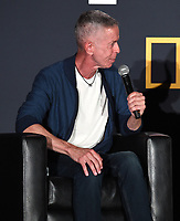 """PASADENA, CA - SEPT 9: Aids activist Peter Staley attends a drive-in screening of National Geographic Documentary Films """"Fauci"""" at the Rose Bowl on September 9, 2021 in Pasadena, California. (Photo by Frank Micelotta/National Geographic/PictureGroup)"""