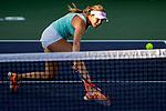 March 9, 2019: Danielle Collins (USA) defeated Kirsten Flipkens (BEL) 6-4, 6-1 at the BNP Paribas Open at the Indian Wells Tennis Garden in Indian Wells, California.©Mal Taam/TennisClix/CSM