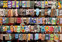Jewlery at store in Sayulita, Mexico.