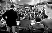 1977:  A meeting of the Dominica Development Association in the 510 Centre, Harrow Road.