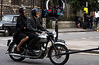 """2017 04 30 Filming of """"The Crown"""" Pimlico, London, UK"""
