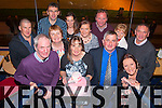 Fab Fifty<br /> -----------<br /> Breda O'Shea ,Dromid,celebrated her 50th birthday last Friday night in the Kingdom Greyhound Stadium,Tralee and with her were Brendan,Mary&Breda O'Shea,Brendan,Jenny,Nora,Kelly&Anthony O'Sullivan with John,Mary&Mike Sheehan