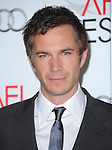 James D'Arcy at The AFI FEST 2012 Hitchcock Gala Screening held at The Grauman's Chinese Theatre in Hollywood, California on November 01,2012                                                                               © 2012 Hollywood Press Agency