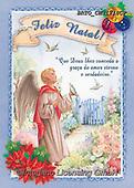 Alfredo, CHRISTMAS CHILDREN, WEIHNACHTEN KINDER, NAVIDAD NIÑOS, paintings+++++,BRTOCH31718CP,#xk# ,angel,angels