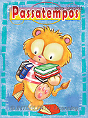Alfredo, CUTE ANIMALS, books, paintings, BRTOLP20771,#AC# Kinderbücher, niños, libros, illustrations, pinturas