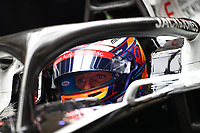 #08 Romain Grosjean,  Haas F1 Team. Formula 1 World championship 2020, Winter testing days #1 2020 Barcelona, 21-02-2020<br /> Photo Federico Basile / Insidefoto