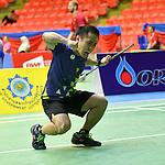 Thailand Para-Badminton 2019 - Day 5 - Semi-Finals