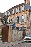 l'hotel de  beaune cote de beaune burgundy france
