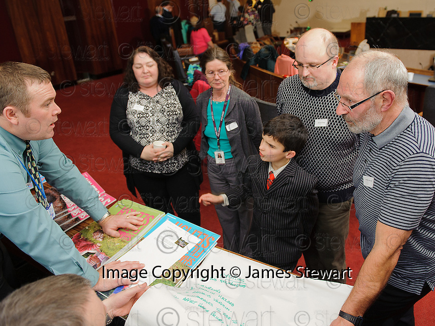 Workshops at the Litter Strategy Awards 2012