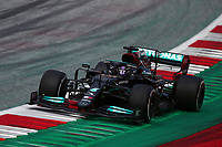 #44 Lewis Hamilton Mercedes AMG Team F1. Formula 1 World championship 2021, Austrian GP 4-7-2021Photo Federico Basile / Insidefoto