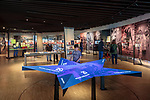 National Veteran's Memorial & Museum | Commissioning Client: Columbus Downtown Development Corporation | Exhibit Designer: Ralph Appelbaum Associates (RAA)