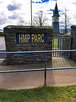 "Pictured: HMP Parc Prison in Bridgend, Wales, UK<br /> Re: A prisoner hooked on legal high Spice died at a privately-run jail where drugs are ""rife"", an inquest heard yesterday(tues).<br /> Jeffrey Griffiths, 35, hanged himself at the prison where there has been a huge rise in the use of New Pyschoactive Substances or legal highs.<br /> The prison's senior operations manager Samantha O'Neil said: ""New Psychoactive Substances are rife across the prison.<br /> ""They are dreadful drugs - it is frightening to see someone under the influence of NPS.<br /> ""People have died and we've had to bring them back.""<br /> Griffiths regularly used Spice which is smuggled into jails impregnated onto letters, newspapers and magazines.<br /> The drug, almost impossible to detect in medical tests, can cause paranoia, hallucinations and aggression."