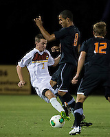 The Winthrop University Eagles lose 2-1 in a Big South contest against the Campbell University Camels.  Cody Winter (2), Ricki Gaez (8)