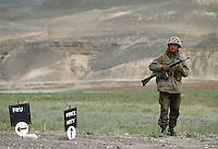 - army checkpoint in Erzurum  (south-oriental Turkey, Turkish Kurdistan)<br /> <br /> - posto di controllo dell'esercito ad Erzurum (Turchia sud-orientale, Kurdistan turco)