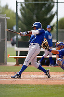 Yowill Espinal  -  Kansas City Royals - 2009 extended spring training.Photo by:  Bill Mitchell/Four Seam Images