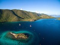 Waterlemon Cay<br /> Leinster Bay, St. John<br /> Virgin Islands National Park<br /> St. John, US Virgin Islands