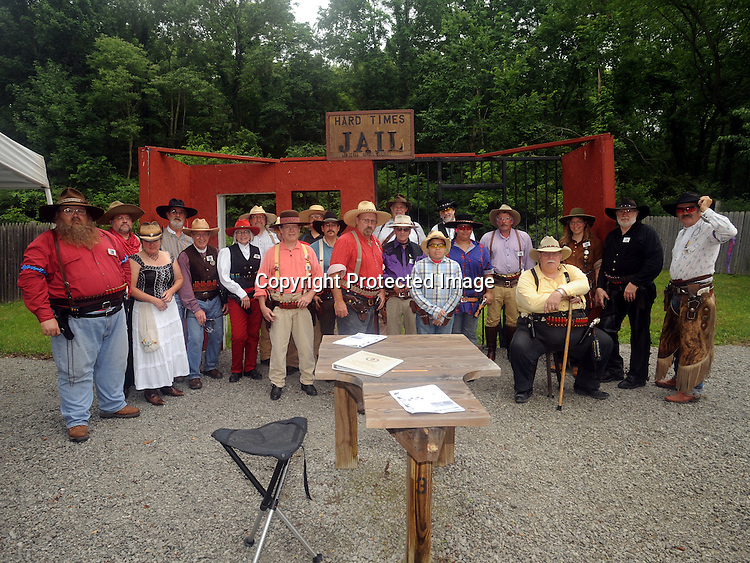 Piqua Fish & Game and the Miami Valley Cowboys host the annual Ohio Cowboy Shoot.