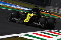 4th September 2020; Autodromo Nazionale Monza, Monza, Italy ; Formula 1 Grand Prix of Italy, free practise sessions;  3 Daniel Ricciardo AUS, Renault DP World F1 Team
