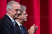 """25.02.2018 - Paolo Gentiloni & Walter Veltroni (PD) """"The Ideas of the Left of Government"""""""