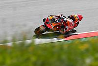 21st August 2020, Red Bull Ring, Spielberg, Austria. MotoGP of Ausria, Free Practise sessions:  Stefan Bradl GER / Repsol Honda Team