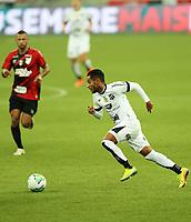 8th October 2020; Arena da Baixada, Curitiba, Brazil; Brazilian Serie A, Athletico Paranaense versus Ceara; Mateus Gonçalves of Ceara