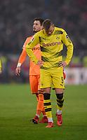 17.11.2017,  Football 1.Liga 2017/2018, 12. match day, VfB Stuttgart - Borussia Dortmund, in Mercedes Benz Arena Stuttgart. v.li: Andrey Yarmolenko (Dortmund) dejected   der Niederlage. *** Local Caption *** © pixathlon<br /> <br /> +++ NED + SUI out !!! +++<br /> Contact: +49-40-22 63 02 60 , info@pixathlon.de