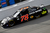 Monster Energy NASCAR Cup Series<br /> Pure Michigan 400<br /> Michigan International Speedway, Brooklyn, MI USA<br /> Sunday 13 August 2017<br /> Martin Truex Jr, Furniture Row Racing, Furniture Row/Denver Mattress Toyota Camry<br /> World Copyright: Rusty Jarrett<br /> LAT Images