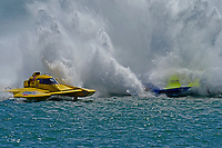 """Frame 31: Andrew Tate, H-300 """"Pennzoil"""", Donny Allen, H-14 """"Legacy 1""""       (H350 Hydro)"""