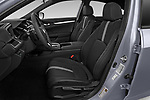 Front seat view of 2020 Honda Civic-Sedan Sport 4 Door Sedan Front Seat  car photos
