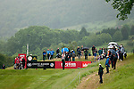 3rd June 2012 - Celtic Manor Resort - Newport - South Wales - UK :   Raphael Jacquelin of France at the ISPS Handa Wales Open Golf Tournament at the Celtic Manor Resort..