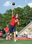 A look back at some of my images of Manning Passing Academy from 2010 through 2018.