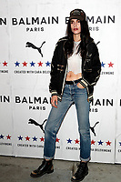 LOS ANGELES - NOV 21:  Langley Fox Hemingway at the 'PUMA x Balmain- created with Cara Delevingne' LA Launch Event at the Milk Studios on November 21, 2019 in Los Angeles, CA