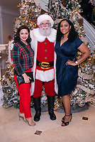 MD Anderson Santa Elves Party at the home of Paige and Tilman Fertitta
