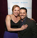 Sara Mearns and Joshua Bergasse attends the Second Annual SDCF Awards, A celebration of Excellence in Directing and Choreography, at the Green Room 42 on November 11, 2018 in New York City.