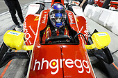 2017 IndyCar Media Day - Track Action<br /> Phoenix Raceway, Arizona, USA<br /> Friday 10 February 2017<br /> Marco Andretti<br /> World Copyright: Michael L. Levitt/LAT Images<br /> ref: Digital Image _AT_1310