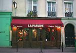 Exterior, La Patache Restaurant, Paris, France, Europe
